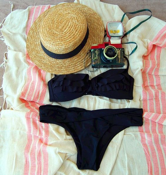 The perfect bikini // O biquini perfeito