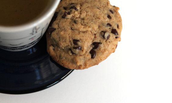 Cookie pépites de chocolat // La vie lilloise