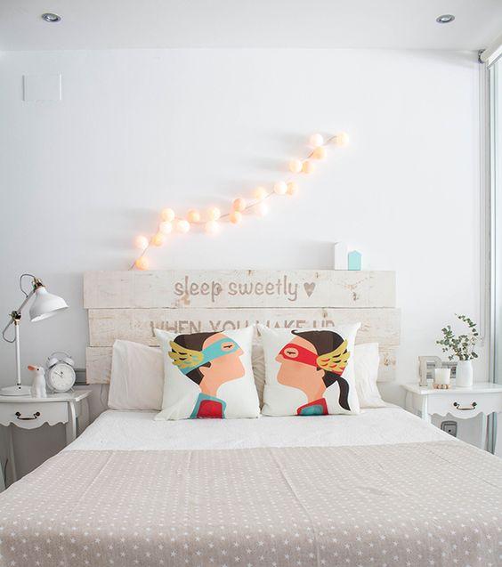 Así ha quedado mi dormitorio con los cojines ILUSTRANDO TUS SUEÑOS!