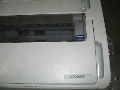 Epson 9-PIN Dot Matrix Wide DFX-9000