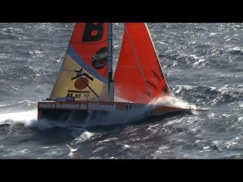 [Vendée Globe] Vincent Riou fin prêt à bord de PRB - YouTube