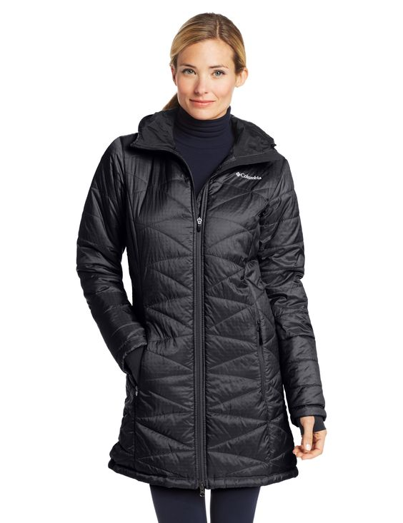 Amazon.com: Columbia Women's Mighty Lite Hooded Jacket