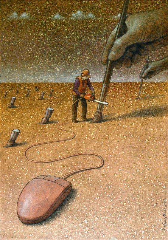 arte moderno, Pawel Kuczynski,