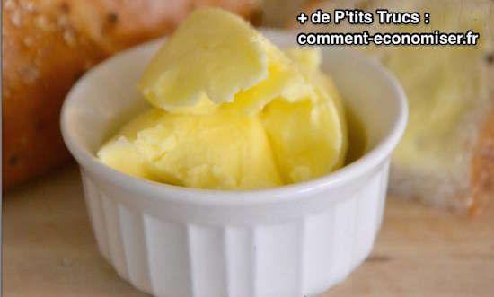 Je ne sais pas vous mais moi je suis un fan inconditionneldu beurre. Le beurre maison est un des trucs les plus coolset les plus délicieuxque j'ai jamais préparé ! Tout ce dont vous av...