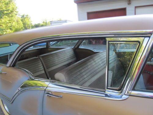 '57 Oldsmobile Super 88 Fiesta Four Door Hardtop Station Wagon