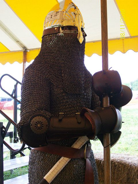 11th C. Norman Armor