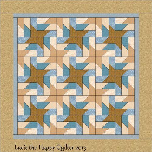 Chisel Star Quilt Accuquilt Pinterest Studios Quilt