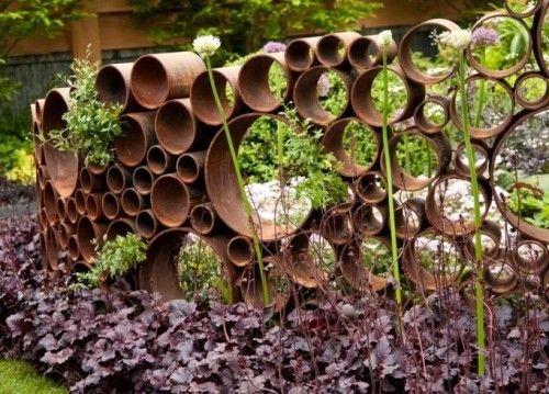 95 Rostige Gartendeko Ideen Fur Ein Bezauberndes Vintage Exterieur Garten Deko Garten Deko Ideen Gartenskulptur