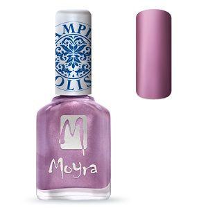 COMING SOON Moyra Stamping Nail Polish- No. 10 (MetalRose)