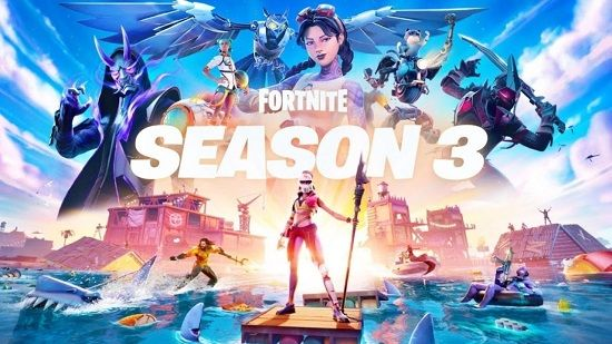 What Are The Codes For Gate A B And C In Fortnite Season 3 In 2020 Fortnite Seasons Season 3