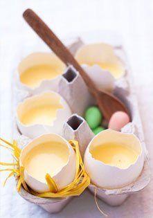 Idée d'entrée pour Pâques