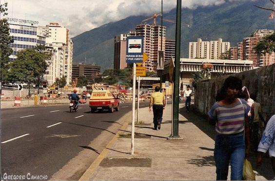 Caracas - La California - Década de los '80
