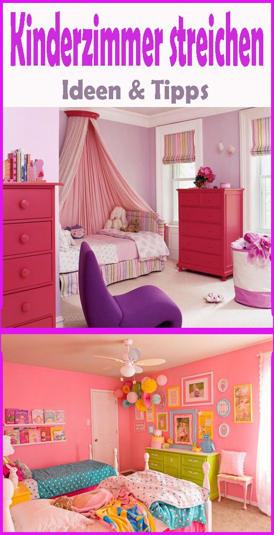 Kinderzimmer Selber Streichen Farbvorschlage Ideen Toddler Bed Home Decor Decor