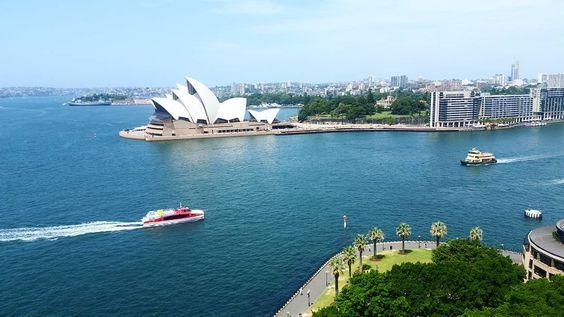 #Sydneyharbourbridge #Pylonlookout by bella.lom http://ift.tt/1NRMbNv