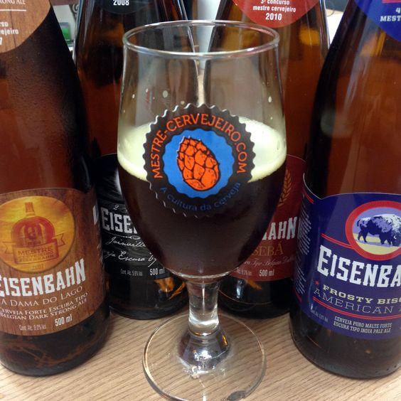 Eisenbahn Mestre Cervejeiro #cerveja #beer