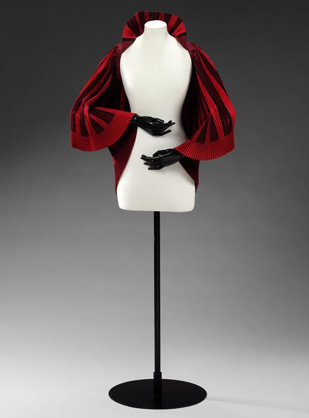 Butterfly evening cape.