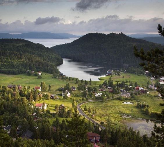 """Ångermanland, Sweden.  via""""Sweden"""" on Instagram:"""