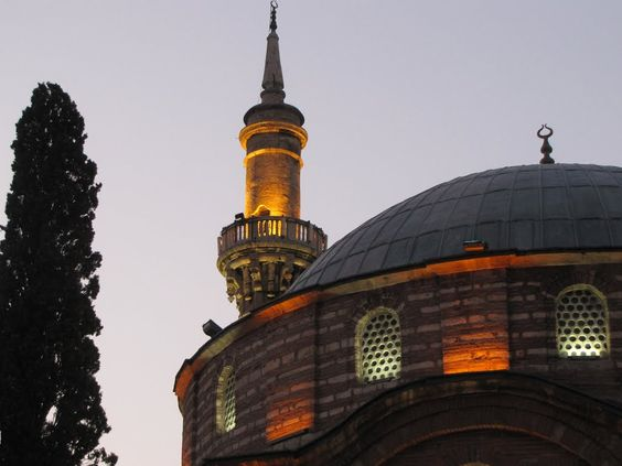 Mezquita de Emir Sultan, Bursa, Turquía