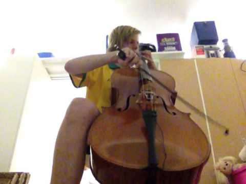 Hall of Fame Cello Loop Cover *ROUGH*