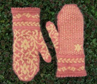 Bird in Hand Mitten | fiber creations! | Pinterest | Mittens, Birds ...