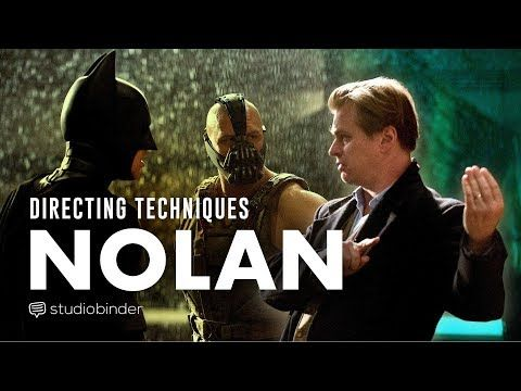 How Christopher Nolan Writes And Directs A Movie The Director S