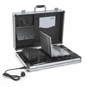 Dicota DataDesk Media Valise pour ordinateur portable / petit vidéoprojecteur - Référence fabricant: N20668ADicota DataDesk Media - sacoche pour projecteur/ordinateur portable… Voir la présentation