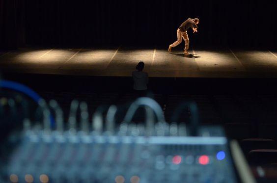 Bastidores dos Grupos joinvilenses Que participaram da Seletiva do 30 º Festival de Dança. Crédito: Fotos Dashmesh