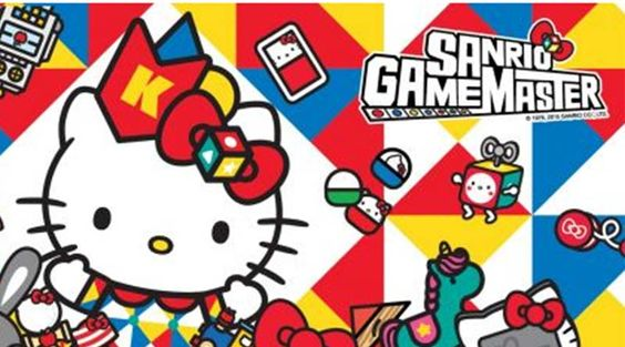Hello Kitty new | Sanrio Game Master」2015年8月6日 ...