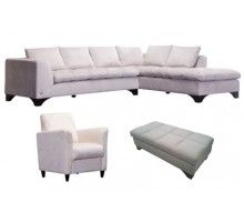 Lucca Corner Sofa Combines clean lines with absolute comfort  Stuffed, soft, contemporary and cushy design with a call for comfort Long lasting model thanks to fir tree framing and wooden leg structure Comfort provided by 28 DNS sponge used in arm, bottom and back pillows Comes with 10 year Dogtas Exclusive warranty