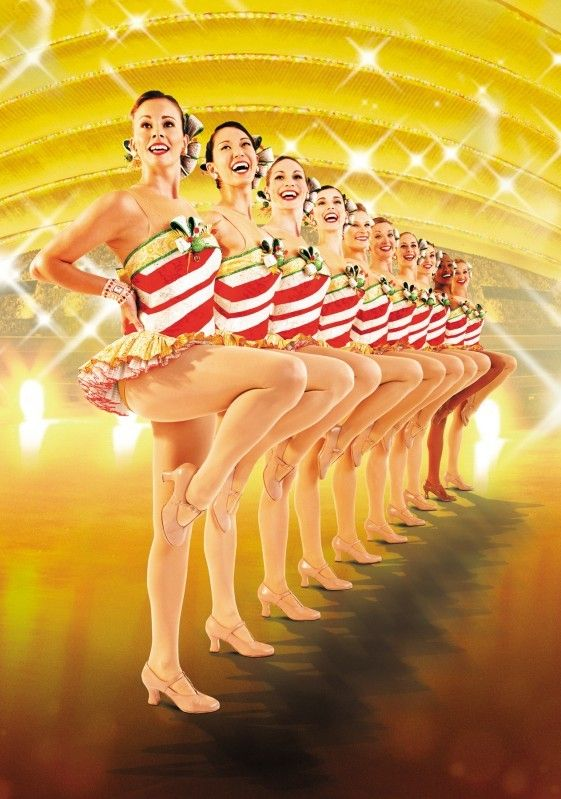 Rockette's Radio City Christmas Spectacular - fabulous every time!