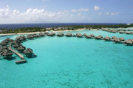 InterContinental Bora Bora Resort and Thalasso Spa - Bora Bora, Tahiti - Luxury Hotel Vacation from Classic Vacations