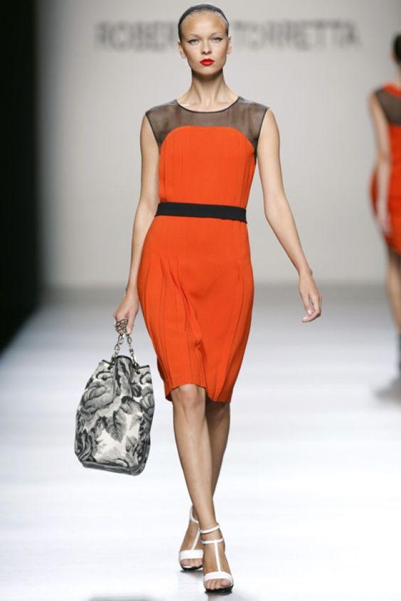 Roberto Torretta Mercedes-Benz Fashion Week Madrid. Primavera-Verano 2013 | YoDona.com