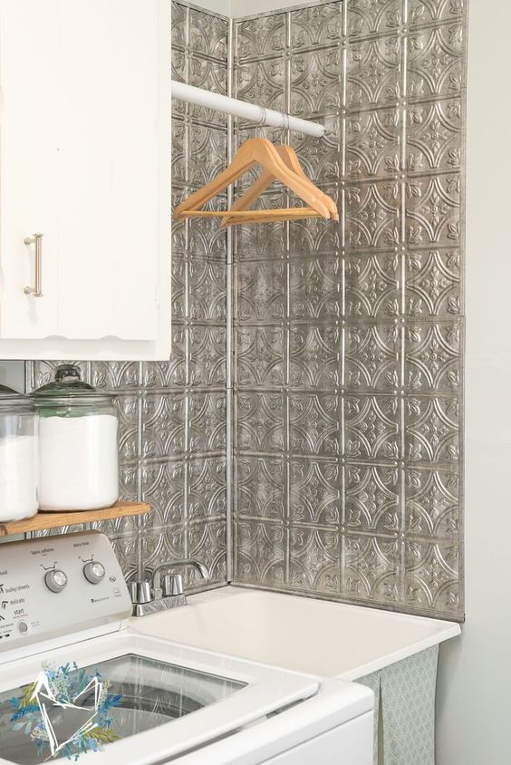 laundry laundry entry laundry rooms backsplash 17 cheap backsplash