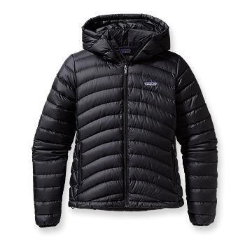 Patagonia Women's Down Sweater Full-Zip Hoody