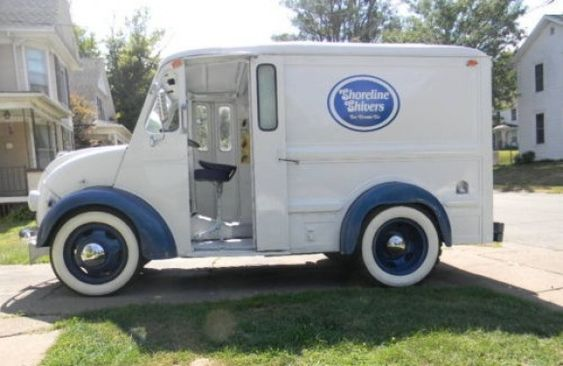 1950 Divco Ice Cream Truck