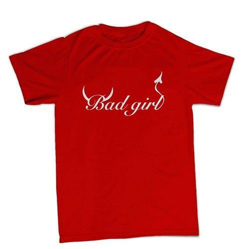 T-shirt Bad Girl BTM0039 **beezarre**