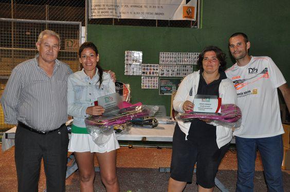 """Los días 28 y 29 de junio, tuvo lugar en los Complejos deportivos municipales de Covadonga """"El Pijorro"""", en Navalcarnero, el Maratón de #padel de Enebe Padel."""
