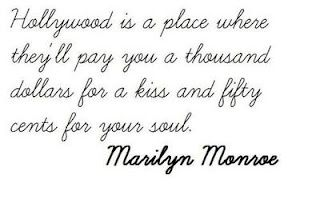 my love for marilyn..