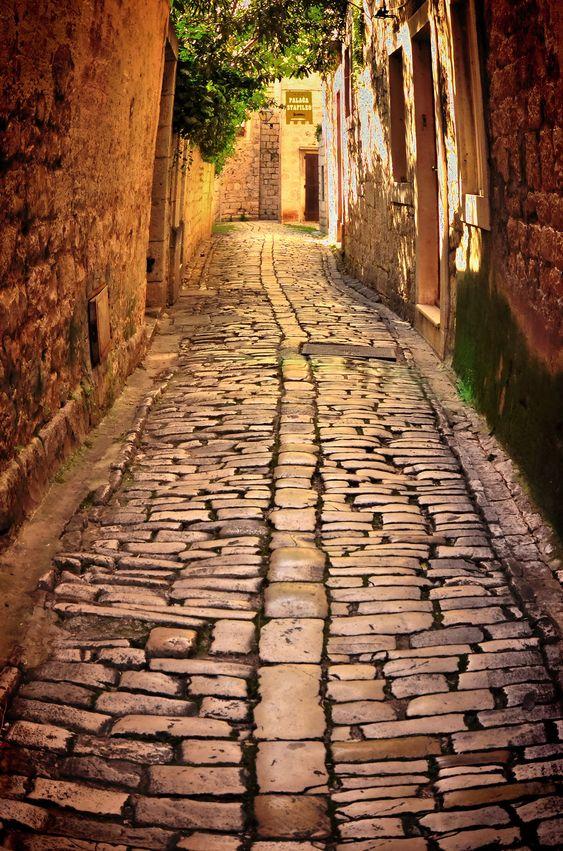 Trogir - Hidden street