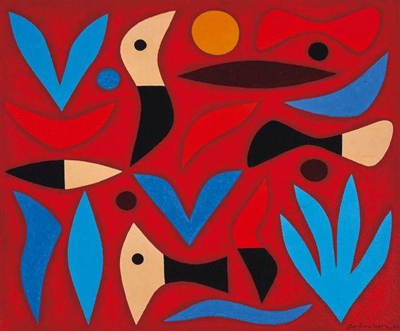 Oeuvres de John Coburn (Australian, 1925-2006)