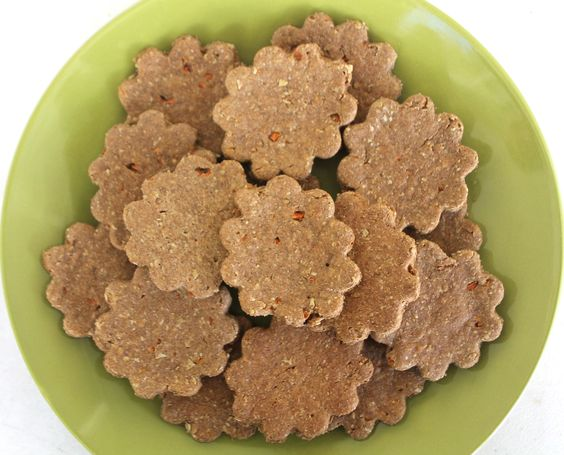 Roxy's Rockin Peanut Butter Biscuits
