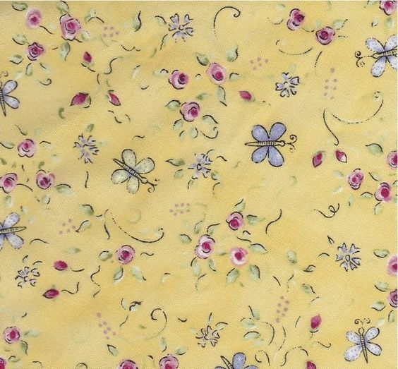 Yellow floral fairies 'Fairydust and Flowers' by by Kinderbibbles, $5.00