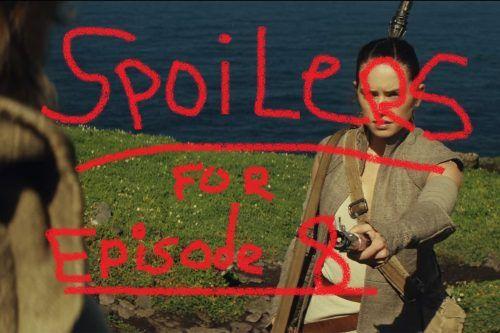 SPOILERS: Plot of Episode VIII Revealed?