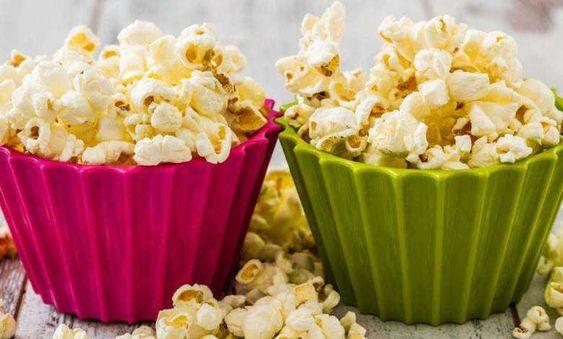 فوائد الفشار للضغط Snacks Delicious Eat