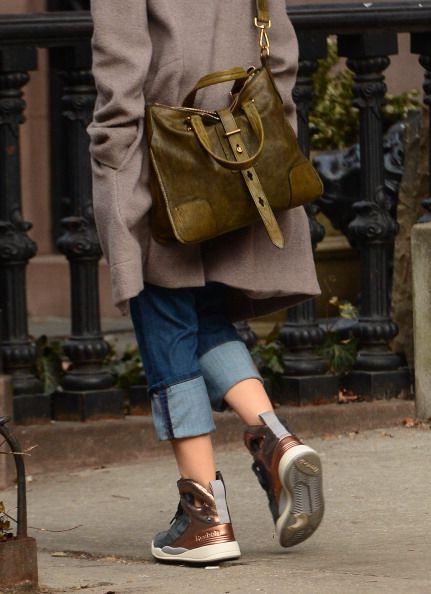 Sarah Jessica Parker nas ruas de Nova Iorque, Março de 2014