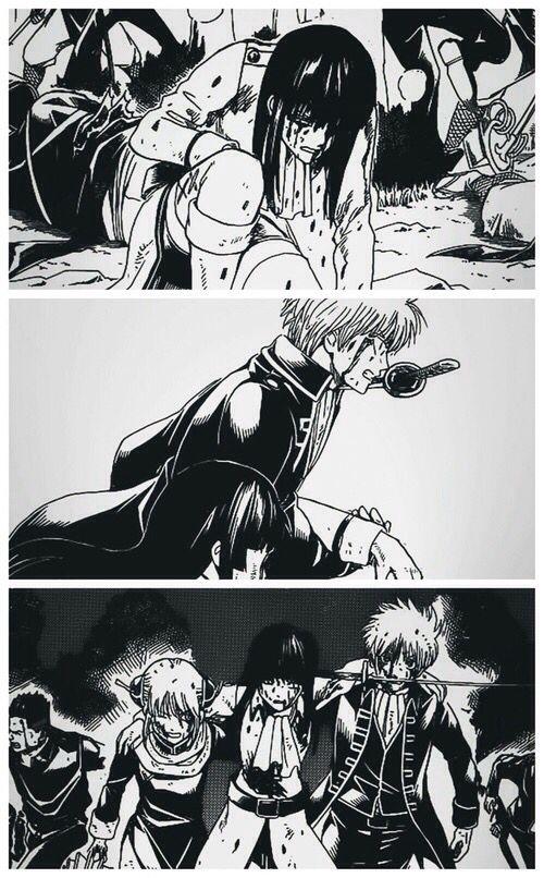 Gintama Farewell Shinsengumi Arc