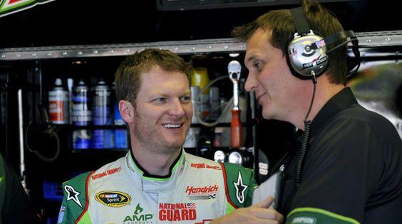 Dale Earnhardt Jr. will start 24th in Saturday night's Bojangles' Southern 500 at Darlington Raceway.