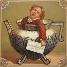 creepy vintage christmas photos - Google Search