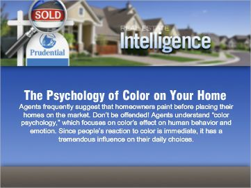 Color Psychology Best Colors To Paint The House To Sell