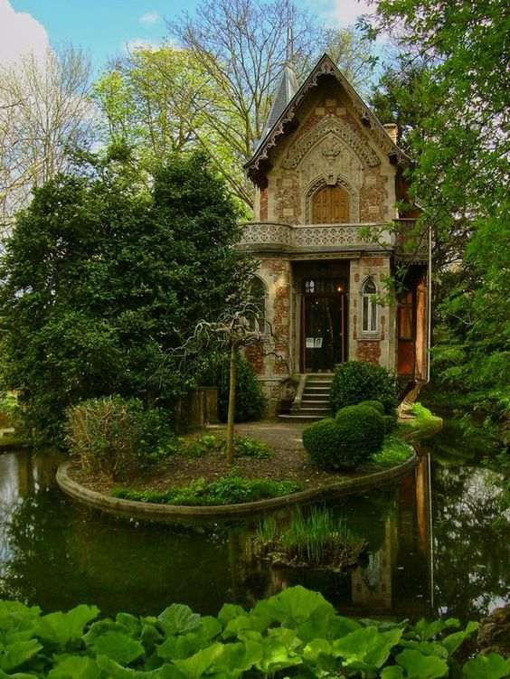 Old European Houses Awesome Post Architecture Forest Cottage Cottage